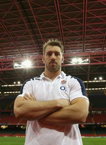 Six Nations: Skipper Chris Robshaw says England need to be composed against Wales