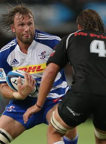 Andries Bekker Stormers v Sharks 2013