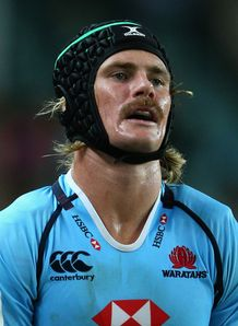 Berrick Barnes Waratahs v Cheetahs 2013