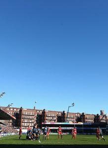 Cardiff Arms Park 2013
