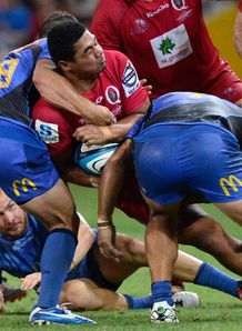 Chris Feauai Sautia Reds v Western Force SR 2013
