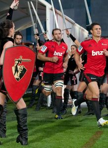 Dan Carter Crusaders v Bulls 2013