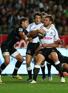 Frans Steyn Sharks v Kings 2013