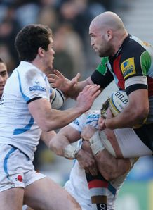 George Robson of Harlequins