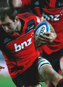 George Whitelock Crusaders SR 2012