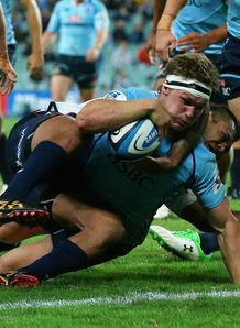 Hooper waratahs v rebels