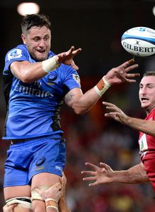 Hugh McMeniman Western Force v Reds 2013