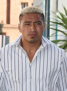 Jerry Collins All Black 2008