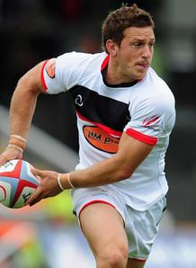 SKY_MOBILE Jimmy Gopperth - Newcastle Falcons