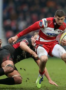 Jonny May Gloucester 2013