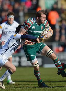 Richard Cockerill: Tom Croft ready for England and Lions duty