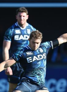 Leigh Halfpenny Cardiff Blues 2013