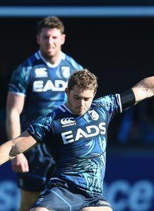 Leigh Halfpenny Cardiff Blues 2013