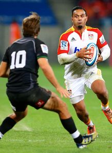 Lelia Masaga of the Chiefs v Kings
