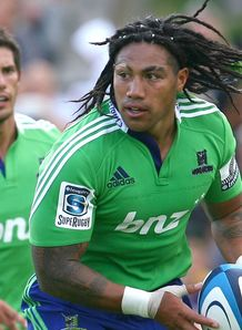 Ma a Nonu Highlanders debut 2013