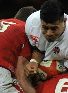 Wales v England: Manu Tuilagi