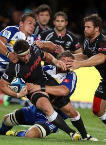 Marcell Coetzee Sharks v Stormers 2013