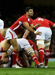 Wales v England: Mike Phillips