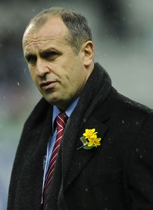 Philippe Saint Andre France coach v Scotland SN 2013