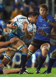 Pierre Spies Bulls v Western Force SR 2011