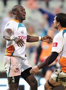 Raymond Rhule Cheetahs v Rebels Super Rugby