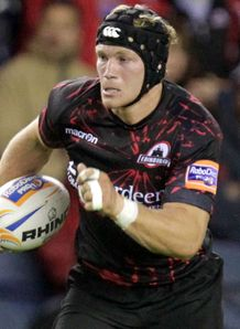 SKY_MOBILE Ross Rennie - Edinburgh Pro12
