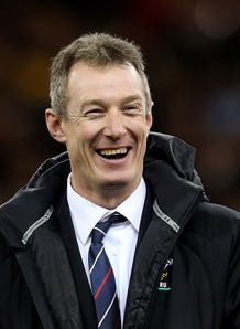 Rob Howley Wales Six Nations win 2013