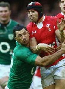 Rob Kearney and Leigh Halfpenny 2013