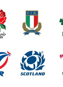 Six Nations bagdges