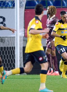 Sochaux suffer late blow