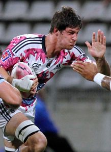 Stade Francais French lock Alexandre Flanquart