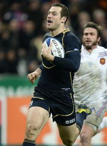 Tim Visser Scotland 2013