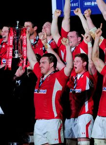Wales win Six Nations 2013