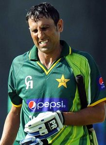 Former captain Younus Khan left out of Pakistan squad for ICC Champions Trophy