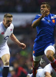 SKY_MOBILE Chris Ashton and Wesley Fofana - England v France - 24/2/13
