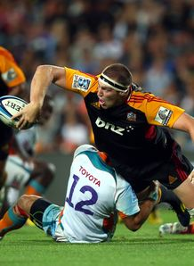 Brodie Retallick chiefs v cheetahs