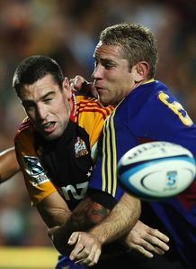 Jarrad Hoeata chiefs v highlanders