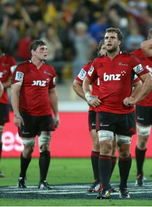 CRUSADERS Hurricanes Super Rugby