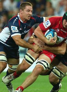 Liam Gill Rebels Reds Super Rugby