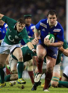 Louis Picamoles France Ireland
