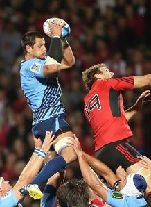 pierre spies crusaders v bulls