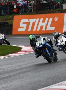 British Superbikes - Knockhill