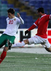 World Cup: Aleksandar Tonev hat-trick inspires 6-0 Bulgaria win over Malta