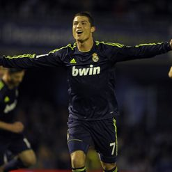 Ronaldo: In the goals again
