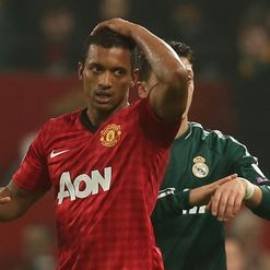 Nani: Red card in Champions League defeat against Real Madrid