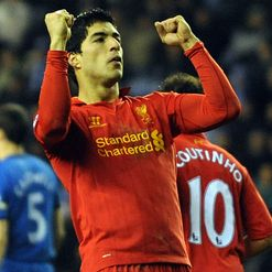 Luis Suarez: Backing from Jose Enrique