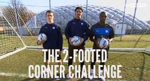 The 2 Footed Corner - Challenge