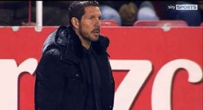Simeone 'an inspiration'