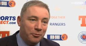 McCoist - Annan defeat a setback