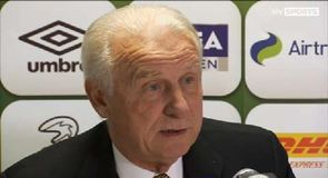 We showed character – Trapattoni